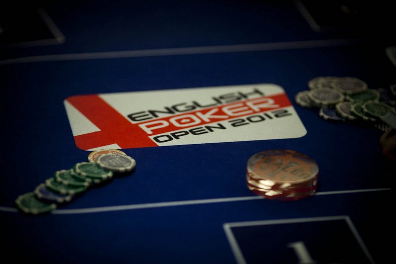 English Poker Open