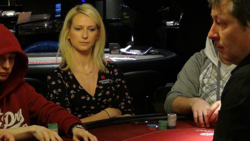 Genting salford poker tournament