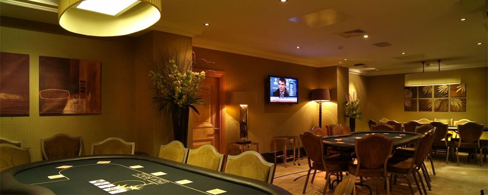 best poker casino in london