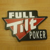 Full Tilt Wall Clock
