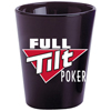 Full Tilt Poker Black Shot Glasses<br/>(sets of 4)